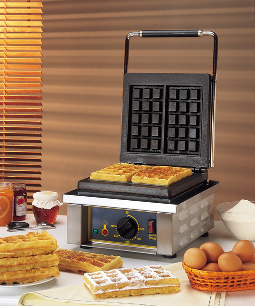 Equipex Electric Waffle Baker - FoodEquipmentDirect