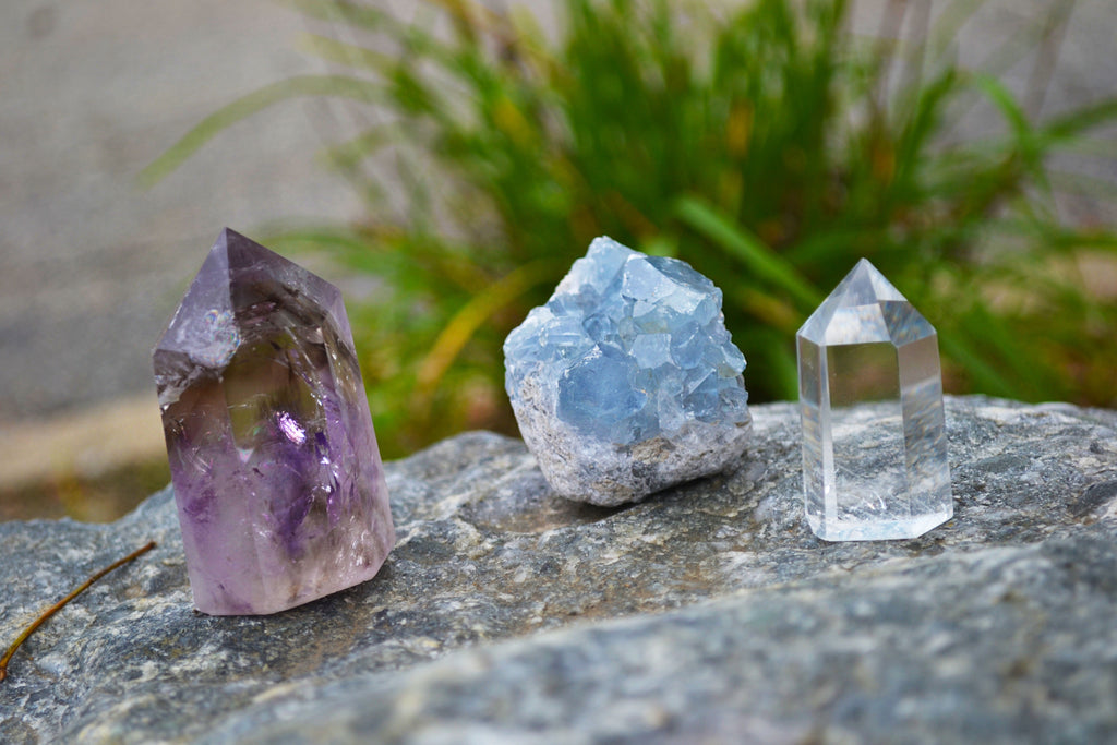Benefits of wearing different types of crystals