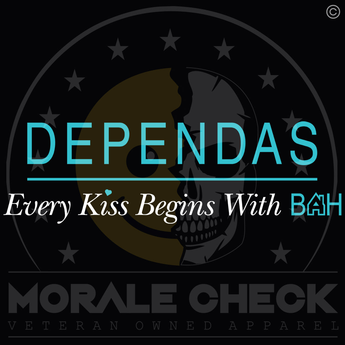 Every Kiss Begins With BAH
