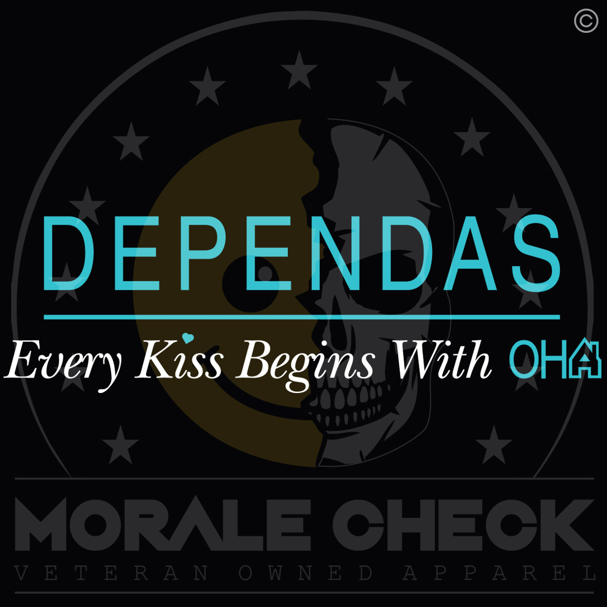 Every Kiss Begins With OHA