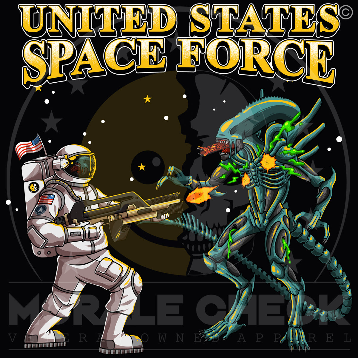 """Space Force"""