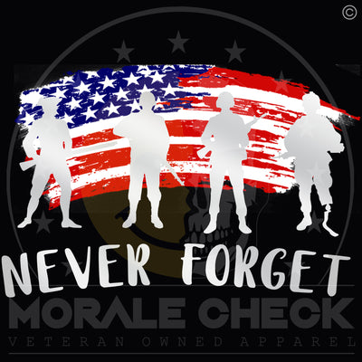 Never Forget | T-Shirt