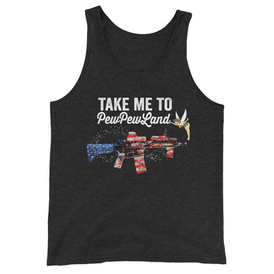 Pew Pew Land | Tank Top