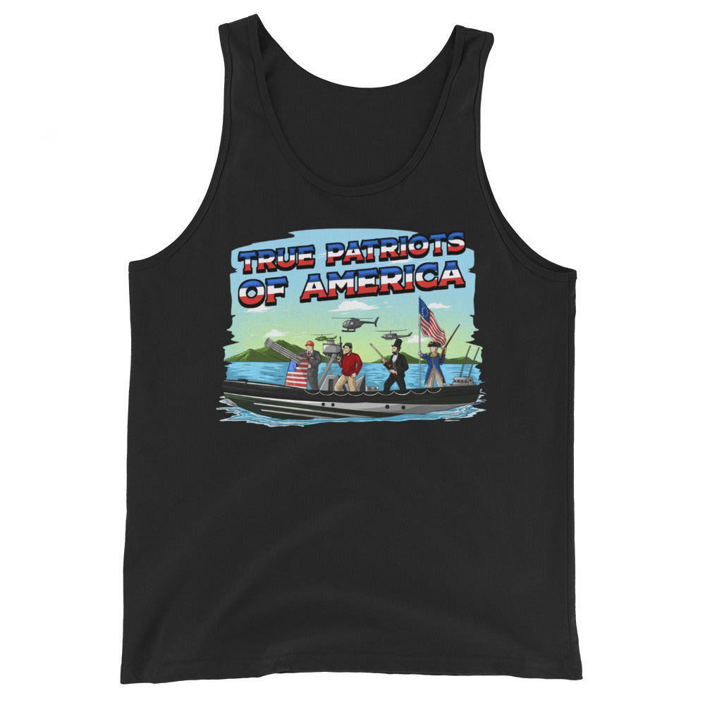 True Patriots Of America | Tank Top