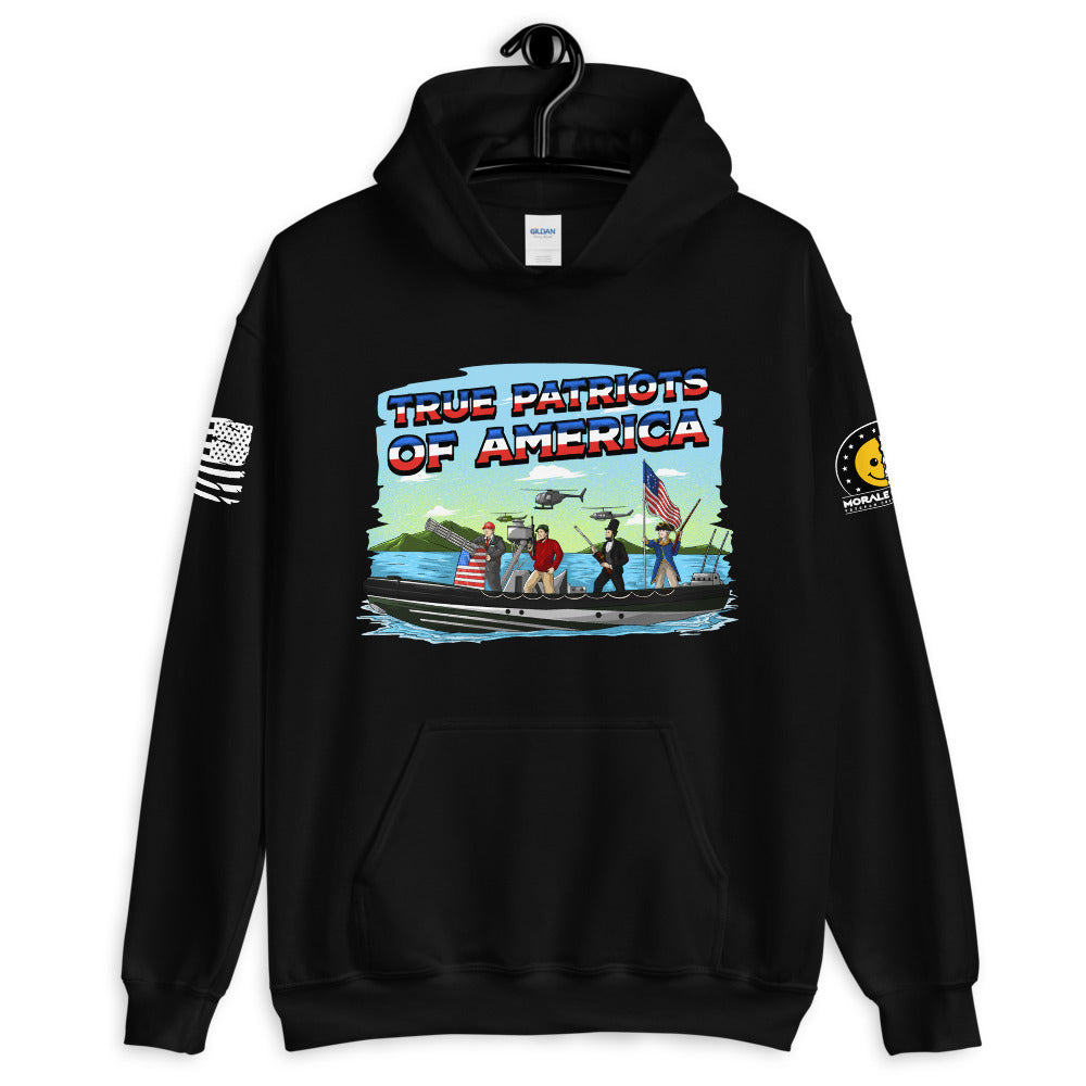 True Patriots Of America | Hoodie