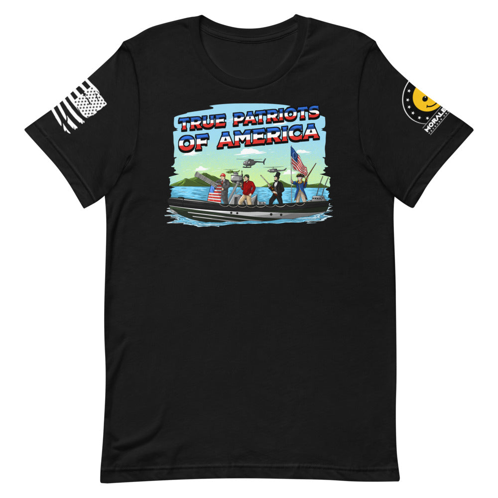 True Patriots Of America | T-Shirt