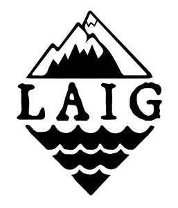 LAIG Mtn/Sea Decal