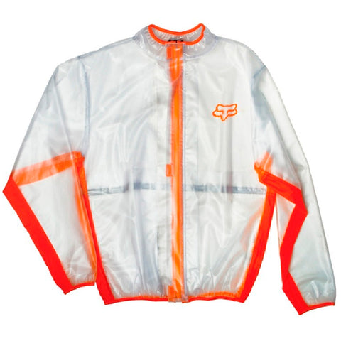 IMPERMEABLE FOX NARANJA