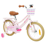 BICICLETA R16 TURBO COTTON CANDY ROSA