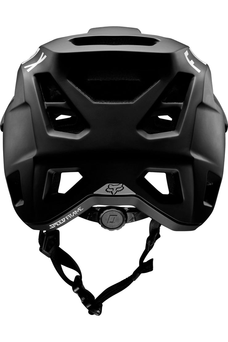 CASCO FOX SPEEDFRAME NEGRO MEDIANO
