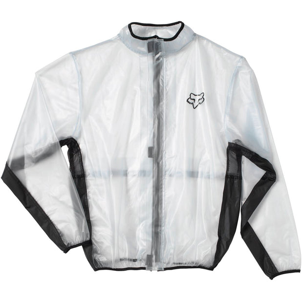 IMPERMEABLE FOX MX FLUID JACKET NEGRO TALLA: S
