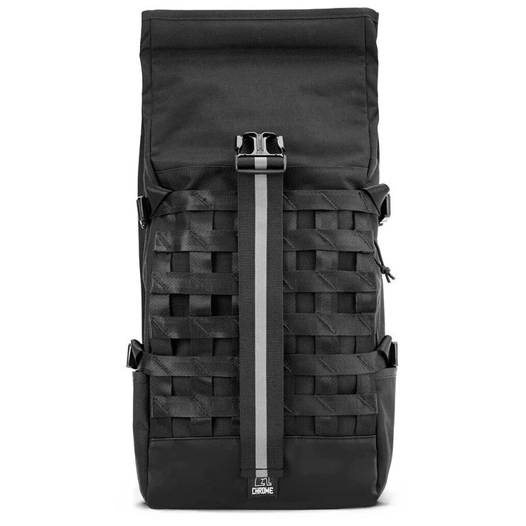 Mochila CHROME Barrage Cargo Negra No.Pedimento 212434821002970 02FEB2021