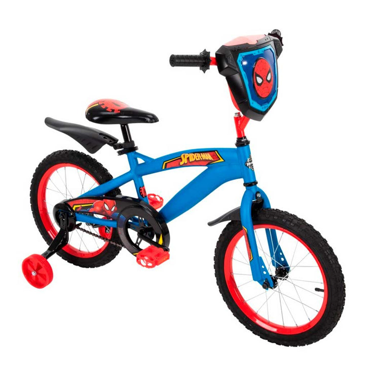 BICICLETA HUFFY CROSS R16 1 VEL. SPIDER MAN 2020