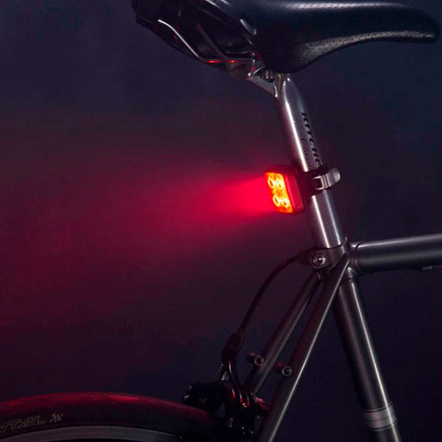 LUZ KNOG BLINDER MOB FOUR EYES REAR BLACK