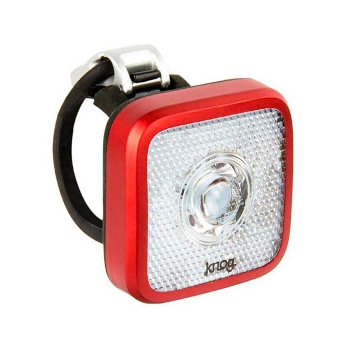 LUZ KNOG BLINDER MOB EYEBALLER FRONT RED