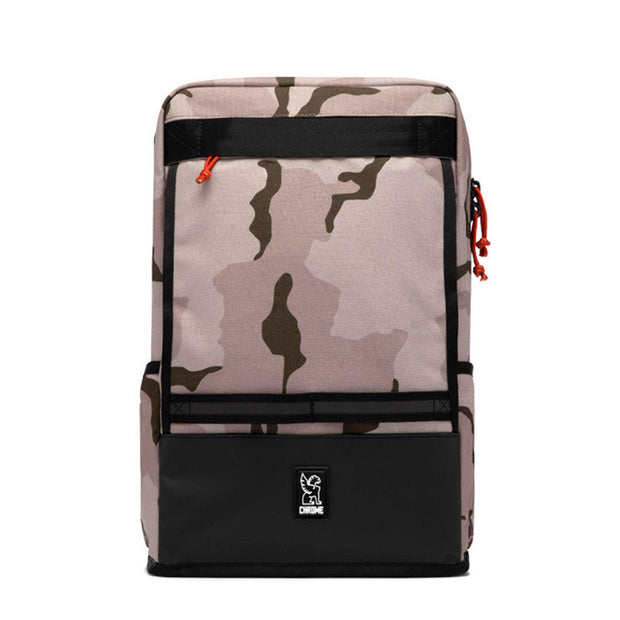 MOCHILA CHROME BACKPACK MOD. HONDO DESERT CAMO No.Pedimento 208035770003388 F. 10/03/2020