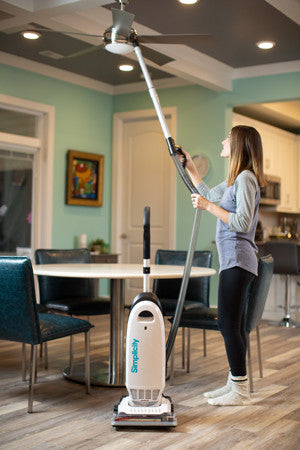 Simplicity Clean Air Allergy Upright Vacuum