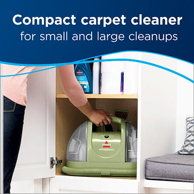 Bissell 1400B Little Green Portable Carpet Cleaner
