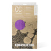 Oreck AK1CC6H Certified Replacement Paper Bag CC Purple Superior Filtration 6-Pack
