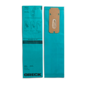 Oreck AK1CC6 Blue CC Hypoallergenic Upright Bags (6-Pack)