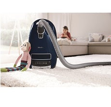 Miele Complete C3 Marin PowerLine - SGJE0 Canister Vacuum