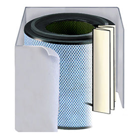 Austin Air Allergy Machine Junior Replacement Filter