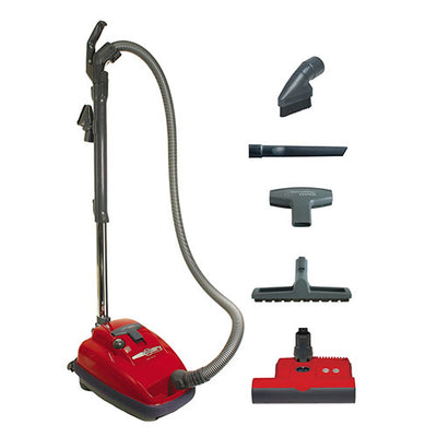 SEBO AIRBELT K3 Canister Vacuum with Power Head