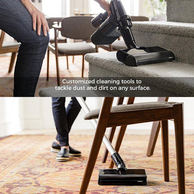 Oreck BK51702 Cordless Stick Vacuum with Pod Technology