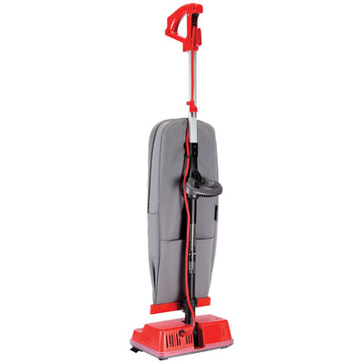 "Oreck U2000RB-1 Commercial Upright Bagged Vacuum Cleaner with 12"" Cleaning Head"