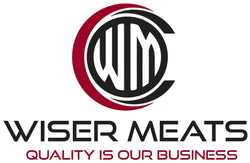 Beef - Medium Grass-Fed & finished Ground Halal 1lb | Wiser Meats