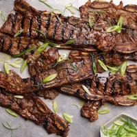 Beef - Miami or Kalbi-Style Ribs (1/4inch thickness) 12lb