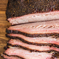 Beef - Brisket - AAA 40+ Days Aged Grass-Fed Ontario Beef  - Fully Trimmed 12lb