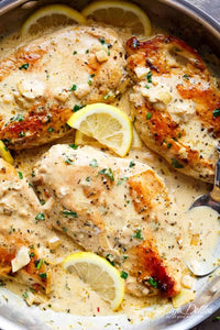 Poultry - Chicken Scallopini (Flattened) 1lb