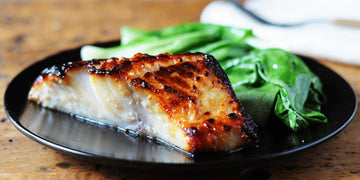 Seafood - Black Cod Whole Skin-On 7lb
