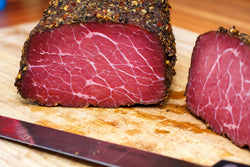 Beef - Pastrami Nitrate-Free Sliced 1lb