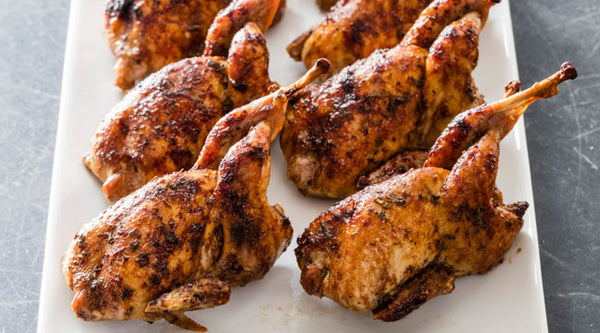 Poultry - Quail 5.5oz average (6 per case)