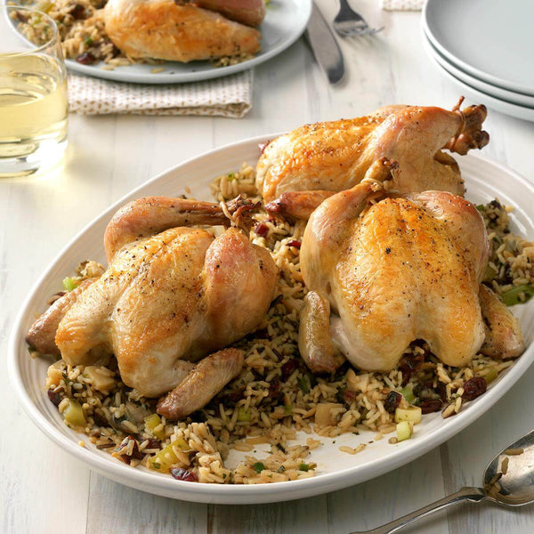 Poultry - Cornish Hen 24oz