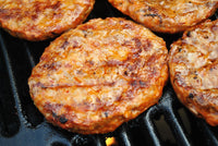 Pork - Breakfast Sausage Patties 4oz x 4 (1lb)