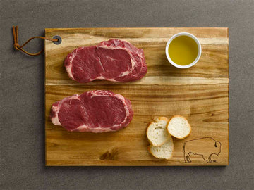 Game Meats - Bison Ribeye 12oz