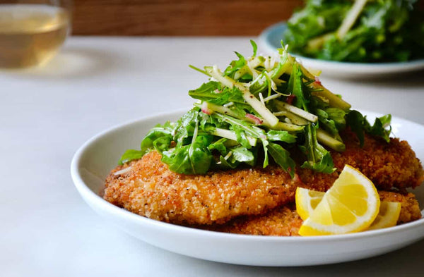 Poultry - Chicken Milanese (Breaded & Flattened) 1lb