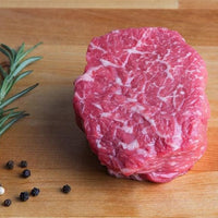 Beef - Filet Mignon 6oz - AAA 40+ Days Aged Grass-fed Ontario Beef (2 per case)