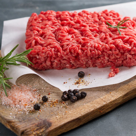 Beef - Lean Grass-Fed & finished Australian Ground Beef Halal 1lb