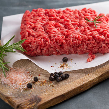 Halal - Beef - Medium Grass-fed & finished Australian Ground Beef 1lb