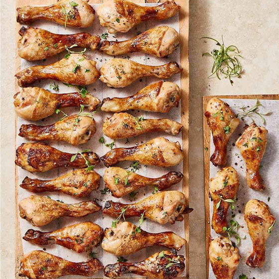 Poultry - Free-Range Ontario Chicken Drumsticks Halal 1lb