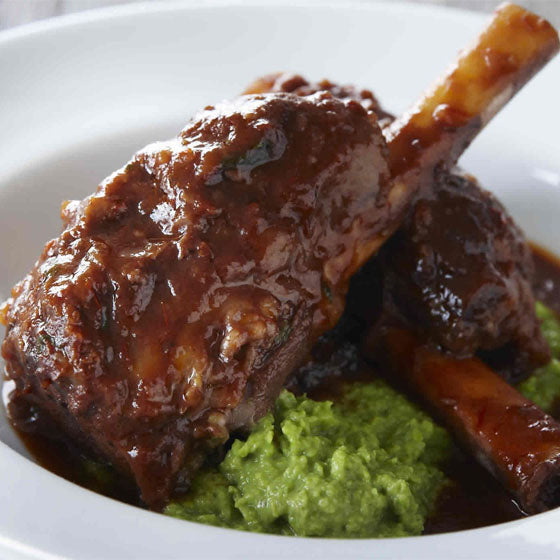 Lamb - Shanks from New Zealand Halal - 1lb