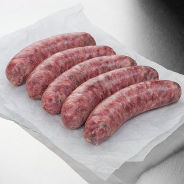 Game Meats - Wild Boar Sausage 1lb