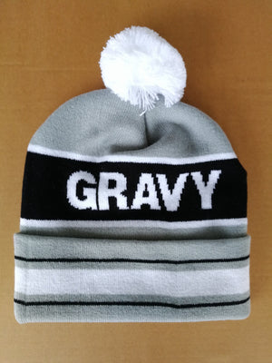 Winter Hat - Gray