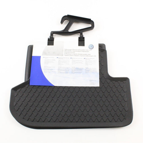 VW Beetle 2012-18 REAR rubber floor mats set 5C5061512 82V