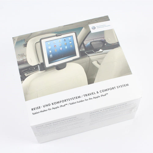 New GENUINE VW travel & comfort system iPad 2 3 4 holder bracket 000061125A