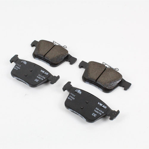 VW Golf MK7 Audi A3 TT rear brake pads set 8V0698451